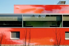 School building, Fürth, Germany - Stolit MP, StoTherm Classic Facade Insulation System