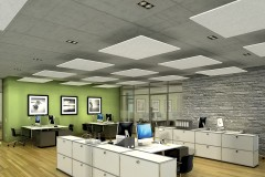 Modular acoustic elements - Pre-manufactured acoustic elements