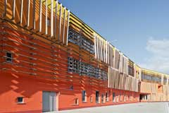 Inspirational Facades Seamless Acoustic Surfaces And