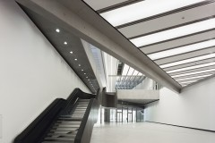 Museum Maxxi - StoSilent Distance with StoSilent Top Finish