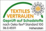 Oeko-Tex® 06.0.45511 DE